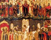 Историко-экзегетическое описание праздника Покрова Божьей Матери