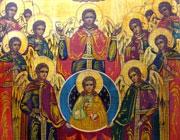 Слово о Небесном ангельском воинстве