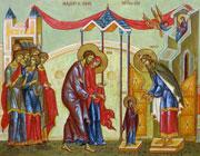 Историко-экзегетическое описание праздника Введение в Храм Пресвятой Богородицы