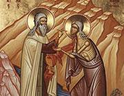 Неделя 5-я Великого Поста: Преподобная Мария Египетская
