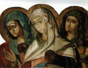 Неделя 3-я по Пасхе: Жены Мироносицы