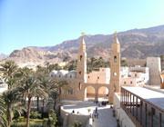 Один день в коптском монастыре прп. Антония Великого
