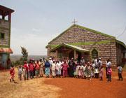Православная Африка: чтец, певец и барабанщик