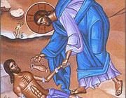 Неделя 25-я по Пятидесятнице. Притча о милосердном самарянине