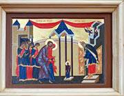 Введение во храм Пресвятой Богородицы. Событие праздника и его эортологическая динамика