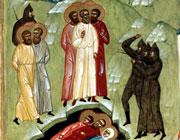 Палач и жертва: иконография новомучеников