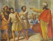 Неделя 30-я по Пятидесятнице, Святых праотец. Притча о званых и избранных