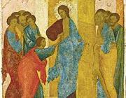 Неделя 2-я по Пасхе, «Антипасха». Апостола Фомы