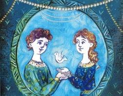 Мультфильм Старинная повесть о жизни любви