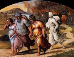 Дети Лота: библейский урок<br/>Можно ли сохранить чистоту души, живя в Содоме?