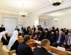 Святейший Патриарх Кирилл возглавил открытие международной научно-практической конференции «Князь Владимир. Цивилизационный выбор»