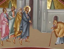 Прижизненное воскресение<br/>Вспоминая исцеление скорченной женщины