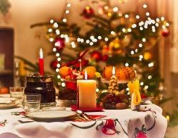 9 праздничных рецептов рождественского стола