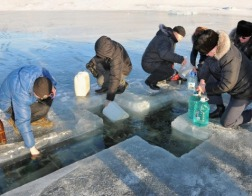 Можно ли пить святую воду из грязной реки?