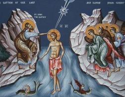 Проповедь Иоанна Предтечи<br/>Фрагмент из древнесаксонской поэмы «Гелианд»