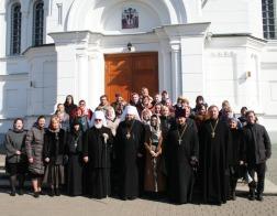 В Спасо-Евфросиниевском монастыре прошел второй этап международного проекта «Святая Евфросиния — просветительница Руси»