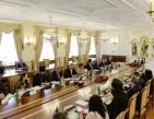 Под председательством Святейшего Патриарха Кирилла состоялось седьмое заседание Координационного комитета по поощрению социальных, образовательных, культурных и иных инициатив