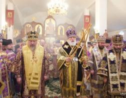 Состоялись торжества в честь 430-летия со дня рождения святой праведной Софии Слуцкой