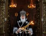 В Великий Вторник Предстоятель Русской Церкви совершил Литургию в Высоко-Петровском ставропигиальном монастыре