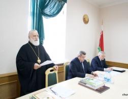 Представители Церкви и государства обсудили сотрудничество по вопросам преодоления последствий катастрофы на Чернобыльской АЭС
