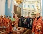 Патриаршее служение в Неделю 2-ю по Пасхе в Ново-Иерусалимском ставропигиальном монастыре