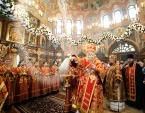 Святейший Патриарх Кирилл освятил храм святого мученика Виктора в г. Котельники Московской области