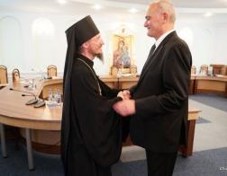 Пожертвования православных белорусов на строительство храма святого Саввы в Белграде переданы Послу Сербии