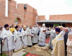 Митрополит Павел посетил приход в честь святителя Луки Крымского в городе Минске