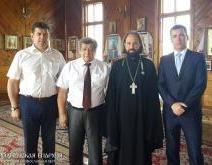 Уполномоченный по делам религий и национальностей Республики Беларусь посетил Вороновский район