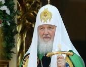 Предстоятель Русской Церкви совершил Литургию в Стефановском кафедральном соборе г. Сыктывкара