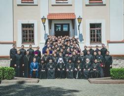 Патриарший Экзарх возглавил торжества по случаю выпускного акта Минской духовной семинарии