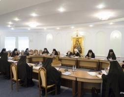 Состоялось очередное заседание Синода Белорусского Экзархата