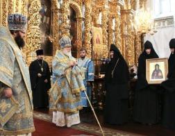 Патриарший Экзарх всея Беларуси принял участие в открытии III этапа международного просветительского проекта «Евфросиния — просветительница Руси»