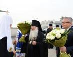 Святейший Патриарх Кирилл прибыл на Сахалин