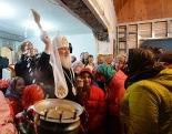 Святейший Патриарх Кирилл совершил молебен в храме святителя Иннокентия Московского в бухте Провидения