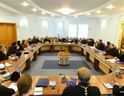 Состоялось совещание руководителей Синодальных отделов и комиссий Белорусской Православной Церкви