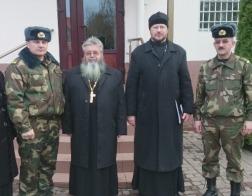 Председатель Cинодального отдела по тюремному служению Белорусской Православной Церкви посетил тюрьму в Могилеве и исправительную колонию в Гомеле