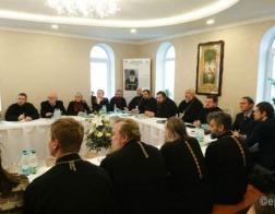 Международный медиафорум прошел в Гомельской епархии