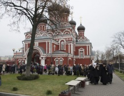 Состоялся визит Патриаршего Экзарха всея Беларуси в город Борисов