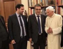 Лауреатом Премии Ратцингера 2016 г. стал православный греческий богослов