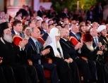 В Храме Христа Спасителя состоялся концерт в честь 70-летия Святейшего Патриарха Кирилла