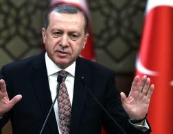 Эрдоган призвал защитить мусульманские святыни Иерусалима