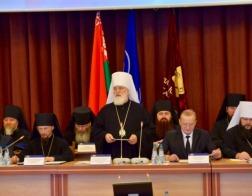В Минске торжественно открылись Вторые Белорусские Рождественские чтения