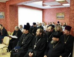 Состоялись Вторые Молодечненские епархиальные Рождественские чтения