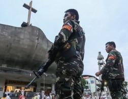На Филиппинах вновь совершено покушение на католическую церковь
