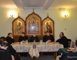 В Гомельской епархии обсуждаются вопросы создания дискуссионной площадки для обсуждения проблемных вопросов пастырской практики