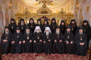 Состоялось заключительное в 2016 году заседание Синода Белорусской Православной Церкви