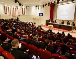 Состоялось Общее собрание Минской епархии