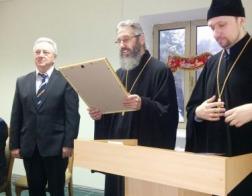 Директор РНПЦ медэкспертизы и реабилитации Василий Смычек награжден медалью святителя Кирилла Туровского