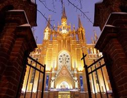 Музыка европейского Рождества прозвучит в главном католическом храме Москвы